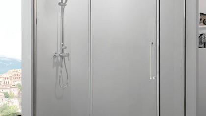Douche Schuifdeur Hoek : Douche schuifdeuren belsh belgian shower solutionsbelsh